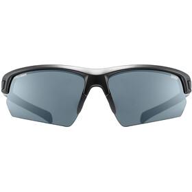 UVEX Sportstyle 224 Colorvision Gafas ciclismo, black matt/urban